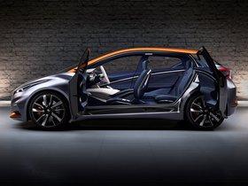 Ver foto 11 de Nissan Sway Concept 2015