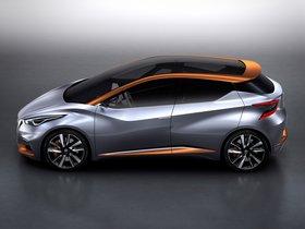 Ver foto 9 de Nissan Sway Concept 2015
