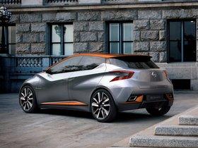 Ver foto 8 de Nissan Sway Concept 2015