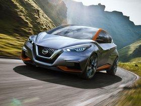 Ver foto 6 de Nissan Sway Concept 2015