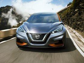 Ver foto 4 de Nissan Sway Concept 2015