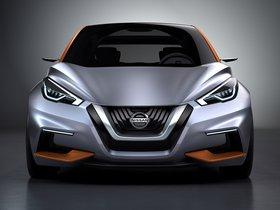 Ver foto 2 de Nissan Sway Concept 2015