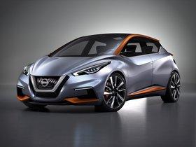 Ver foto 17 de Nissan Sway Concept 2015