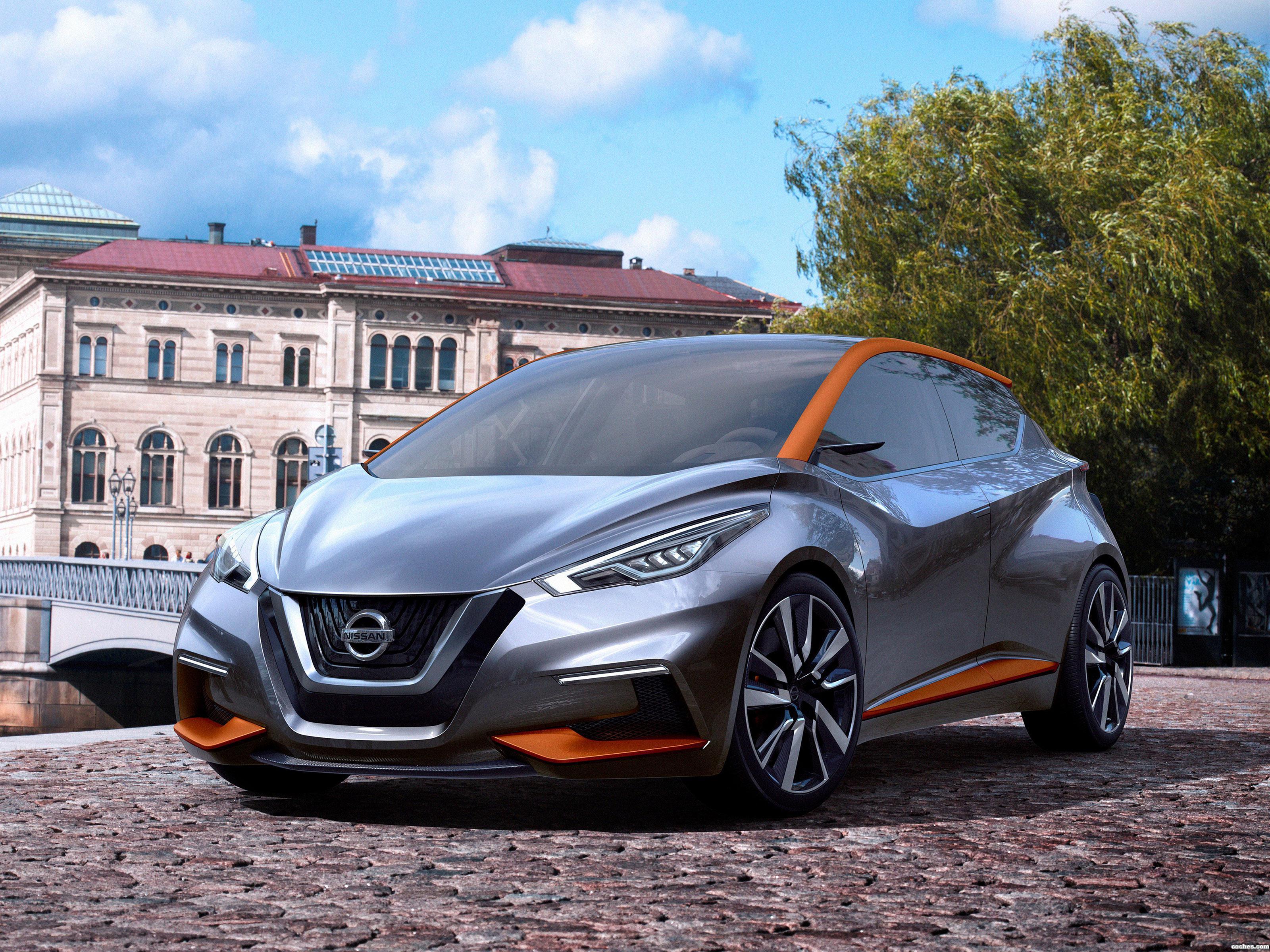 Foto 0 de Nissan Sway Concept 2015