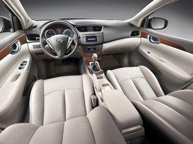 Ver foto 8 de Nissan Sylphy 2012