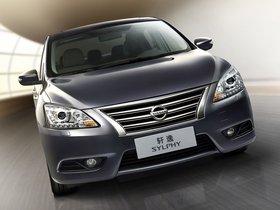 Ver foto 5 de Nissan Sylphy 2012
