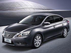 Ver foto 2 de Nissan Sylphy 2012