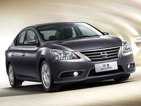 Ver foto 1 de Nissan Sylphy 2012