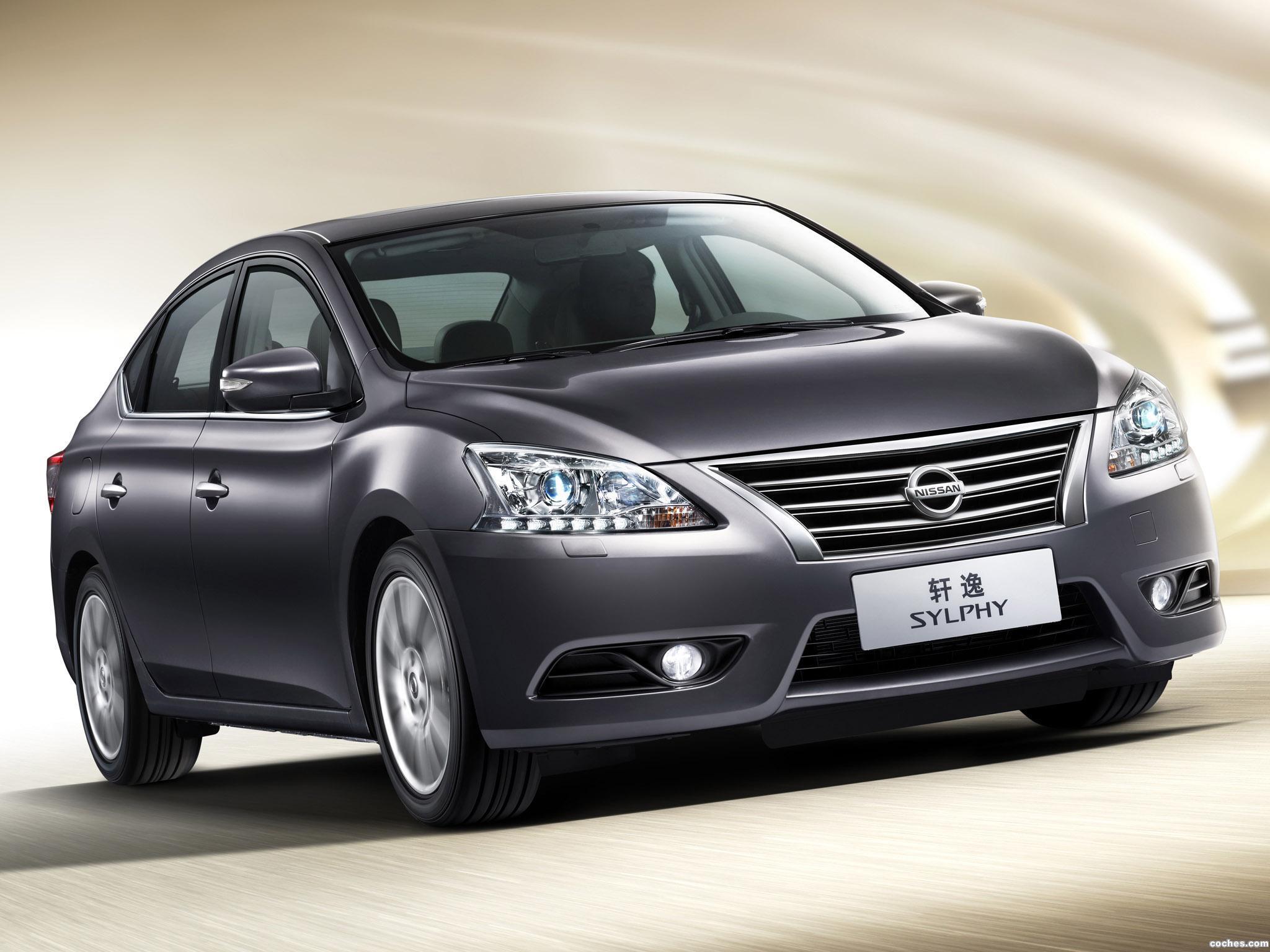 Foto 0 de Nissan Sylphy 2012