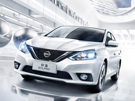 Fotos de Nissan Sylphy China 2016