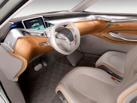 Ver foto 7 de Nissan TeRRA FCEV Concept 2012