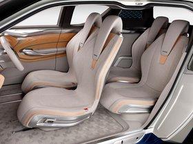 Ver foto 5 de Nissan TeRRA FCEV Concept 2012