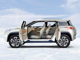 Ver foto 4 de Nissan TeRRA FCEV Concept 2012