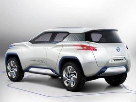Ver foto 3 de Nissan TeRRA FCEV Concept 2012