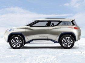 Ver foto 2 de Nissan TeRRA FCEV Concept 2012