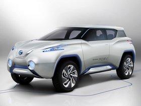 Ver foto 1 de Nissan TeRRA FCEV Concept 2012
