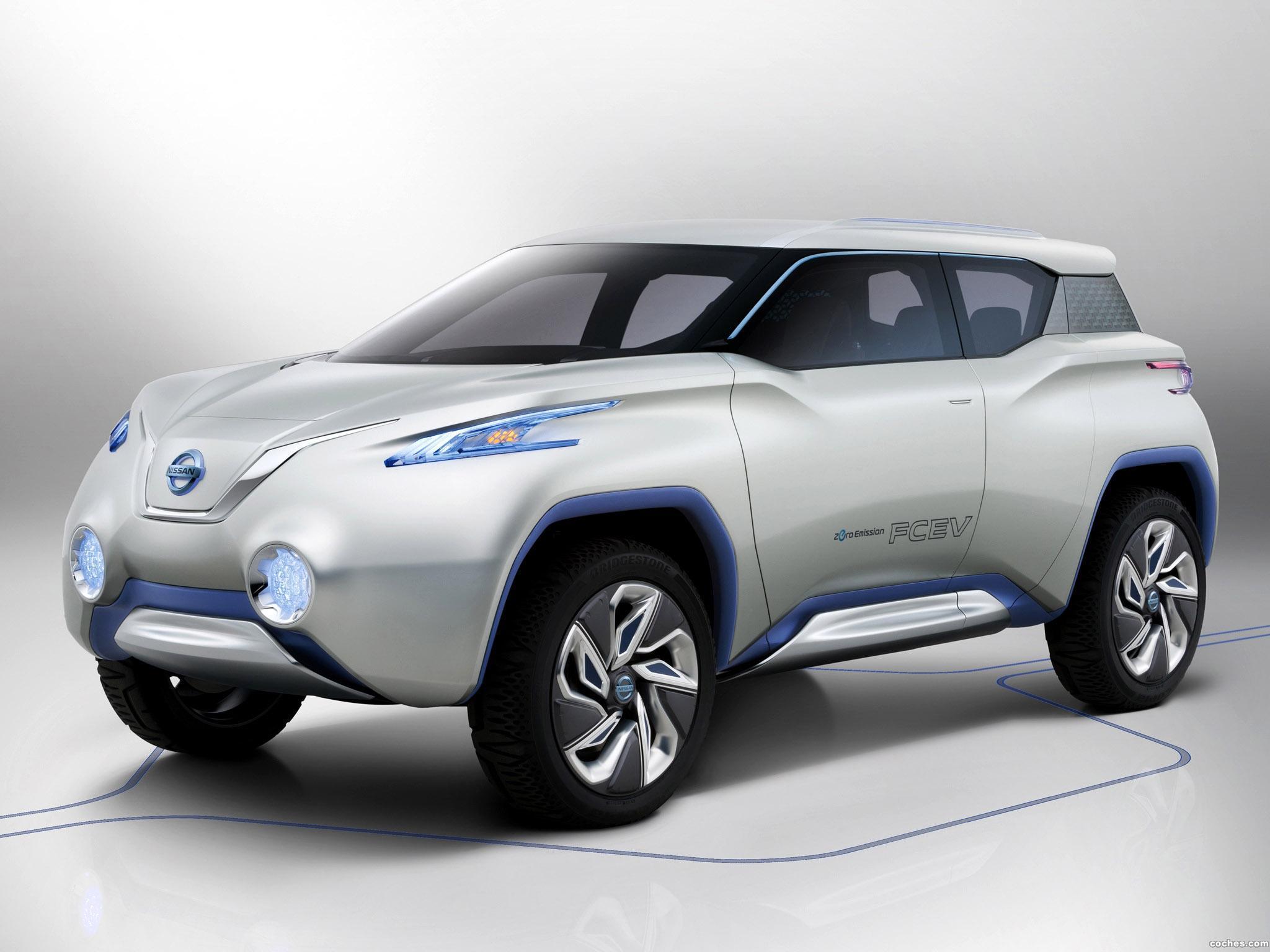 Foto 0 de Nissan TeRRA FCEV Concept 2012