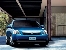 Ver foto 1 de Nissan Teana 2003