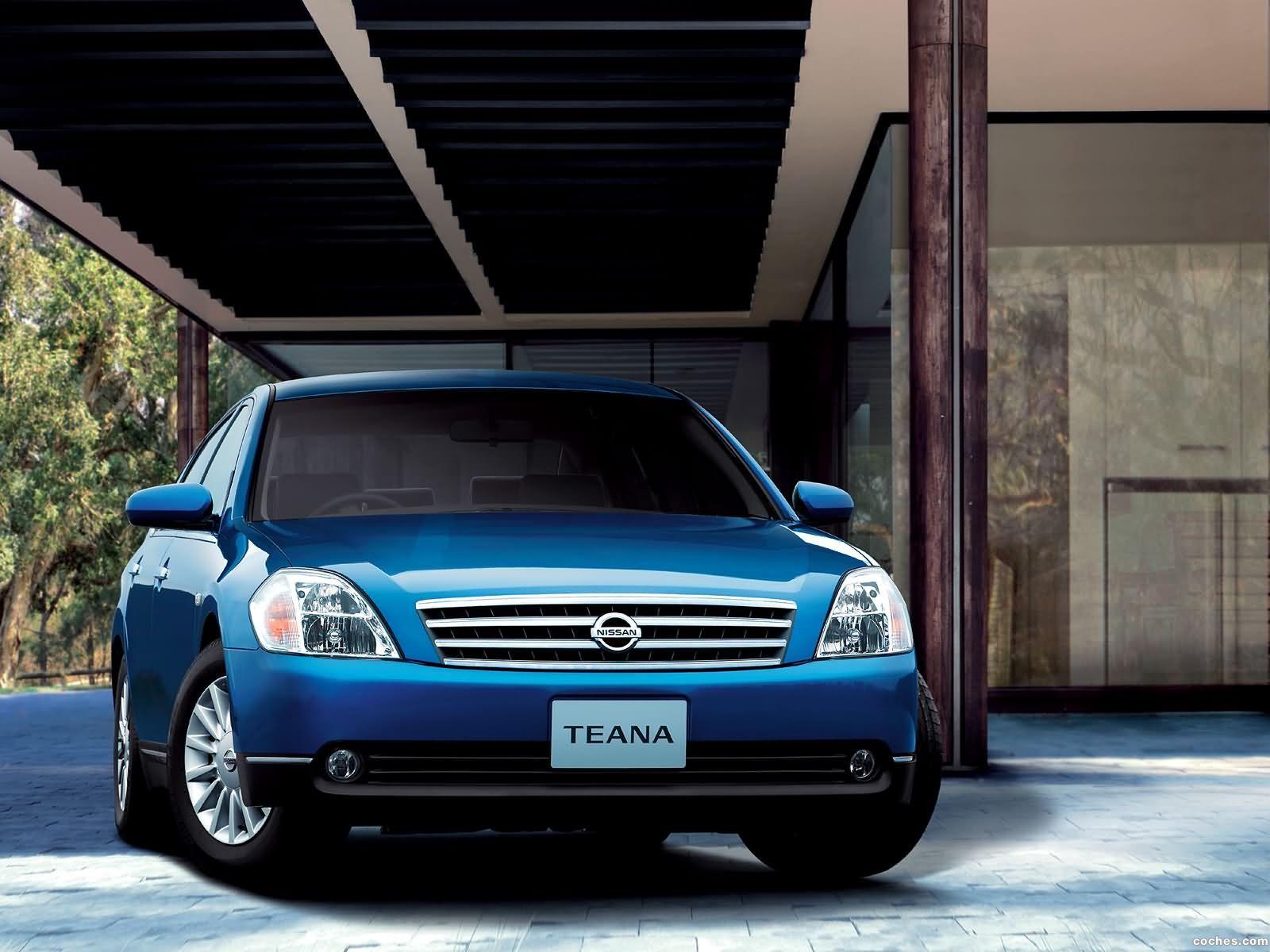 Foto 0 de Nissan Teana 2003