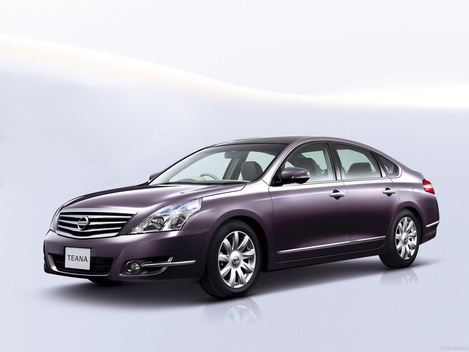 Foto 24 de Nissan Teana 2008