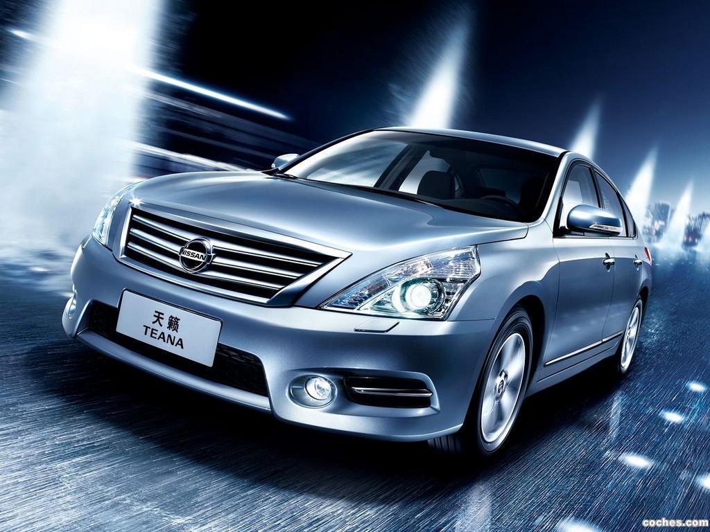 Foto 0 de Nissan Teana China 2011