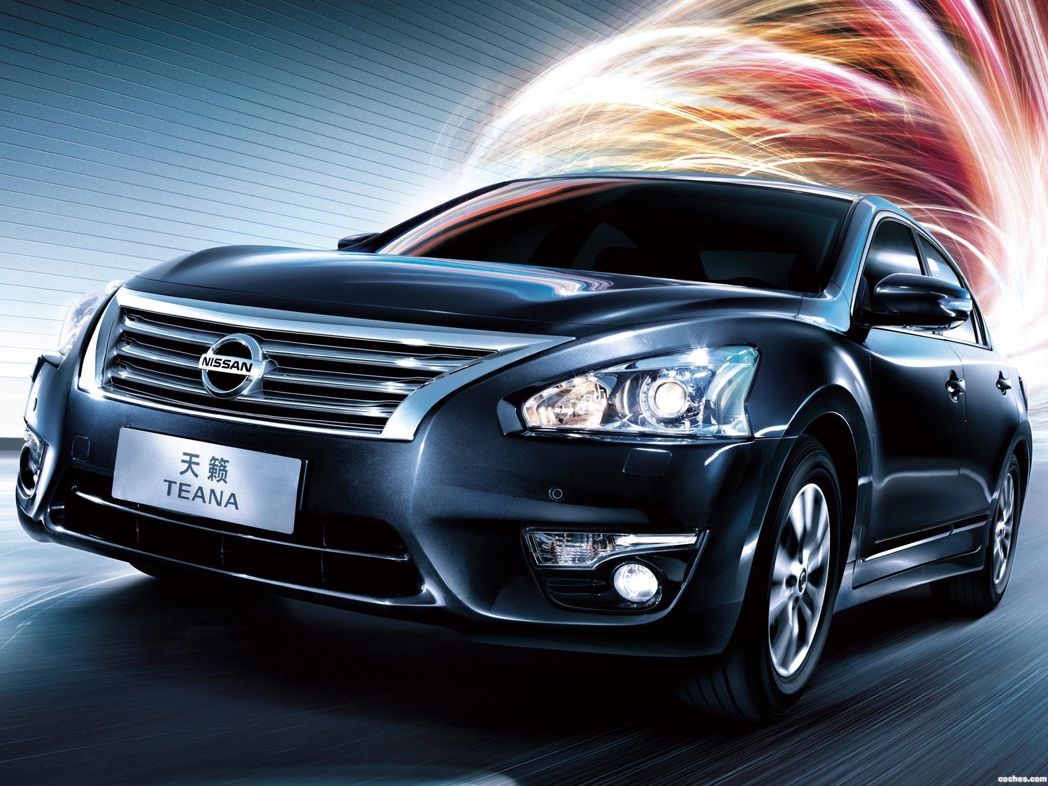 Foto 0 de Nissan Teana China 2013