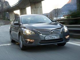 Fotos de Nissan Teana