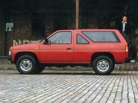 Ver foto 4 de Nissan Terrano 2 puertas R3M WBYD21 1987