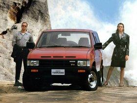 Ver foto 3 de Nissan Terrano 2 puertas R3M WBYD21 1987