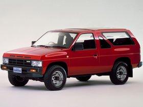 Ver foto 1 de Nissan Terrano 2 puertas R3M WBYD21 1987