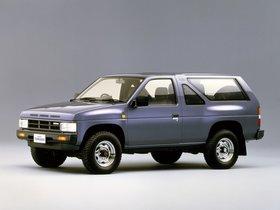Ver foto 8 de Nissan Terrano 2 puertas R3M WBYD21 1987