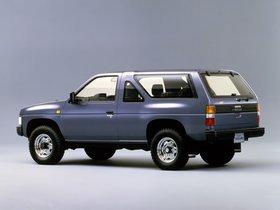 Ver foto 7 de Nissan Terrano 2 puertas R3M WBYD21 1987