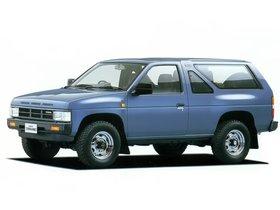 Ver foto 6 de Nissan Terrano 2 puertas R3M WBYD21 1987
