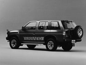 Ver foto 2 de Nissan Terrano 4 puertas Turbo R3M Selection V WBYD21 1991