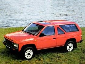 Ver foto 2 de Nissan Terrano 4x4 2 puertas Europe WD21 1989