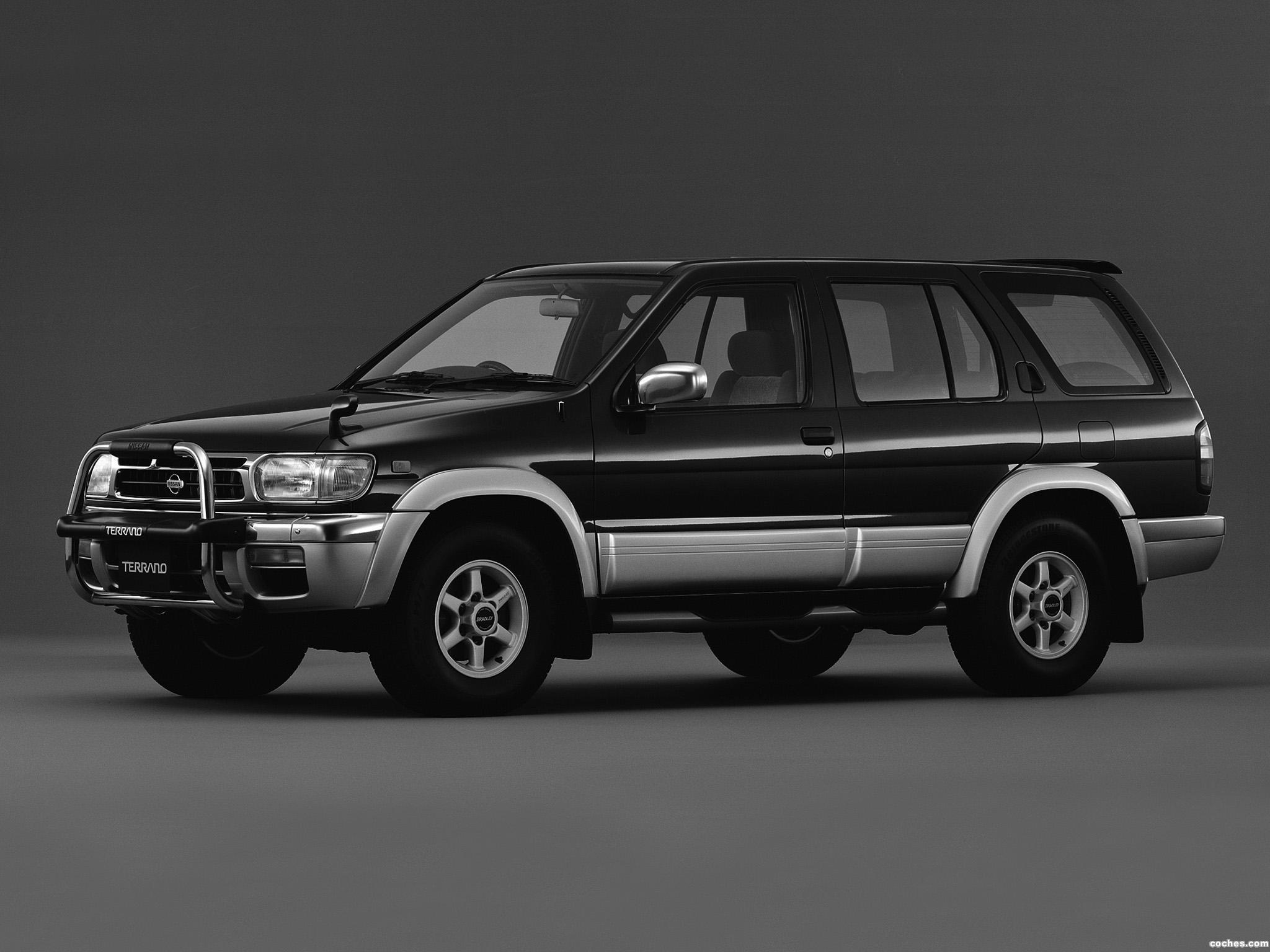 Foto 0 de Nissan Terrano 4x4 R3M R Limited PR50 1995