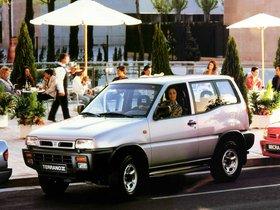 Ver foto 1 de Nissan Terrano II 3 puertas R20 1993
