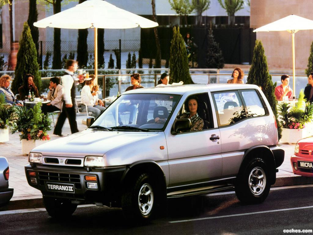 Foto 0 de Nissan Terrano II 3 puertas R20 1993