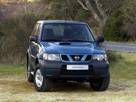 Ver foto 7 de Nissan Terrano II 3 puertas R20 1999