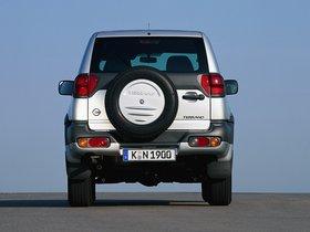 Ver foto 3 de Nissan Terrano II 3 puertas R20 1999