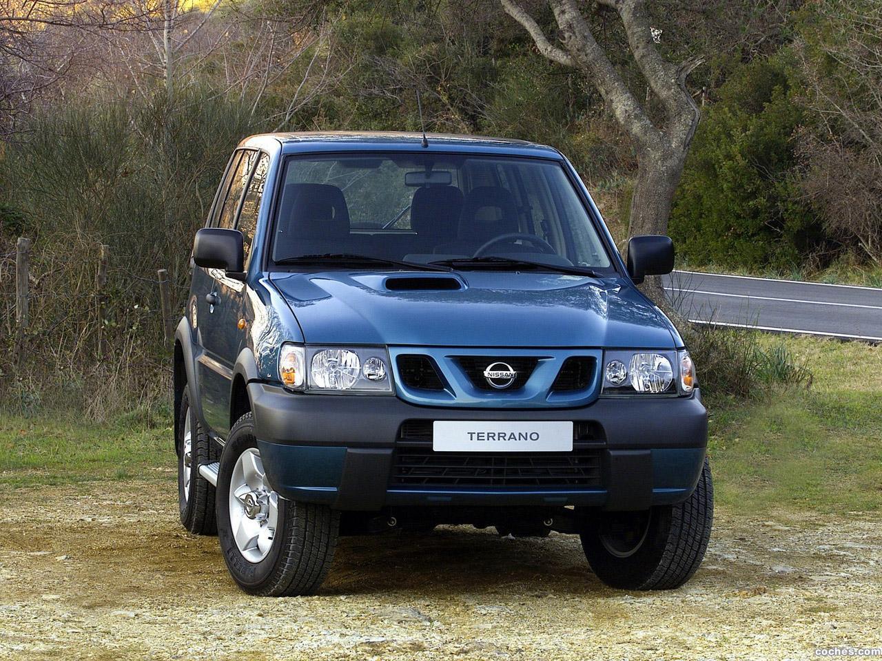 Foto 6 de Nissan Terrano II 3 puertas R20 1999