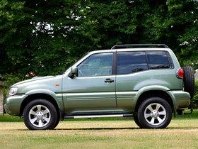 Ver foto 4 de Nissan Terrano II 3 puertas R20 UK 1999