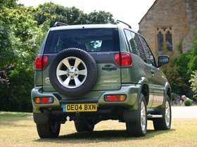 Ver foto 3 de Nissan Terrano II 3 puertas R20 UK 1999