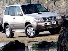 Ver foto 1 de Nissan Terrano II 3 puertas R20 UK 1999