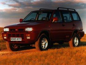 Ver foto 1 de Nissan Terrano II 5 puertas R20 UK 1993