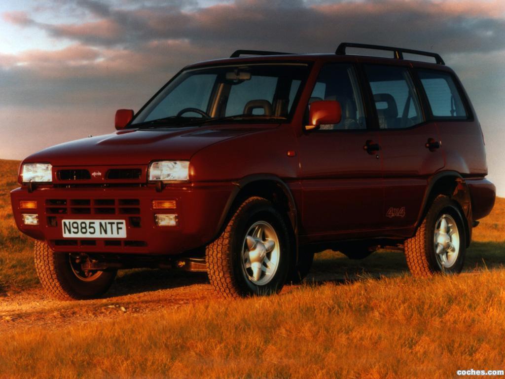 Foto 0 de Nissan Terrano II 5 puertas R20 UK 1993