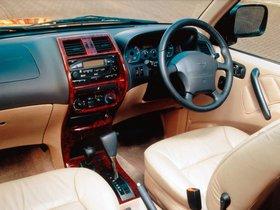 Ver foto 2 de Nissan Terrano II 5 puertas R20 UK  1996