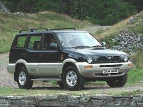 Ver foto 1 de Nissan Terrano II 5 puertas R20 UK  1996