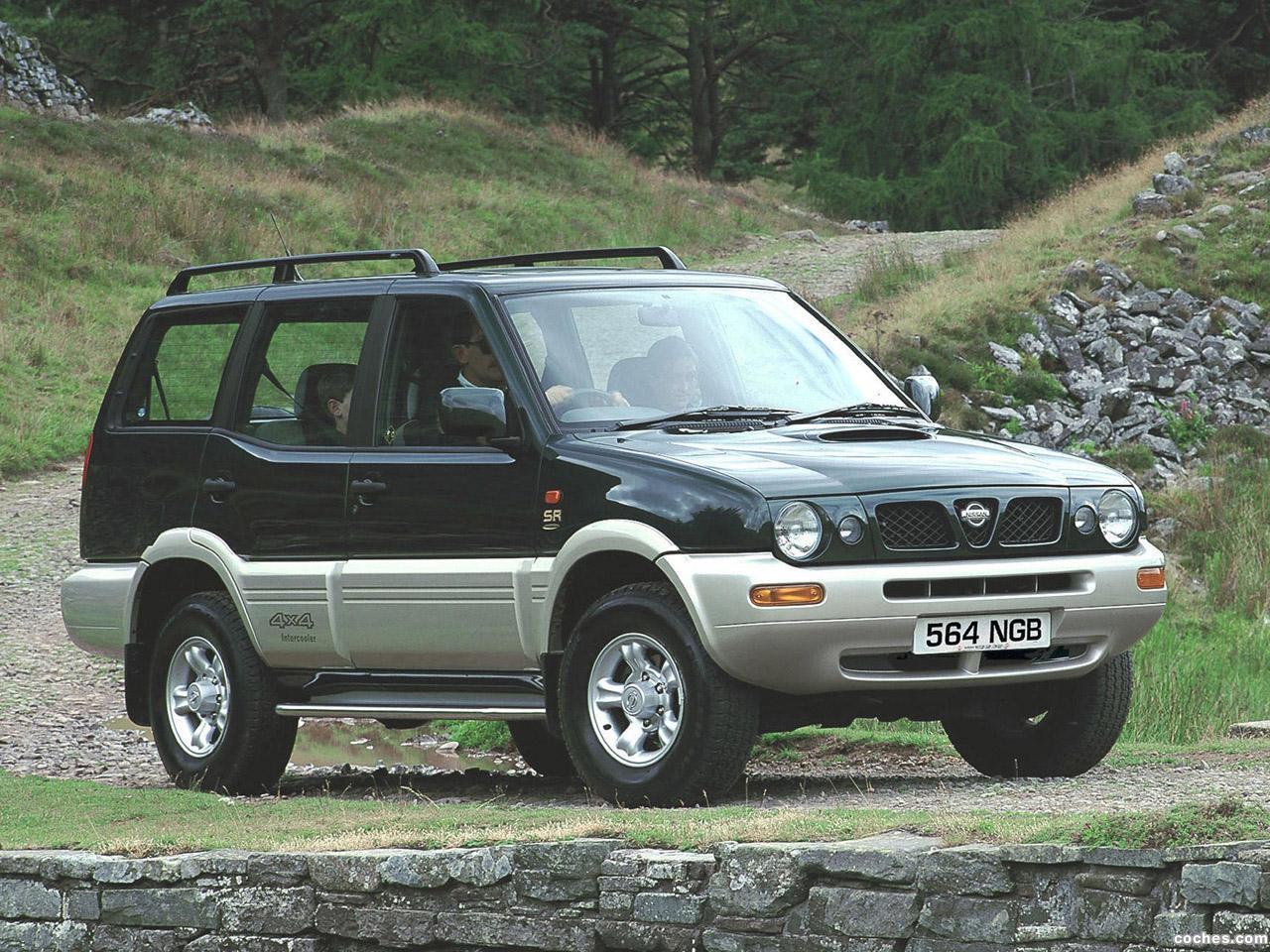 Foto 0 de Nissan Terrano II 5 puertas R20 UK  1996