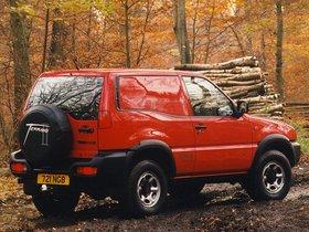 Ver foto 2 de Nissan Terrano II Van R20 UK 1996